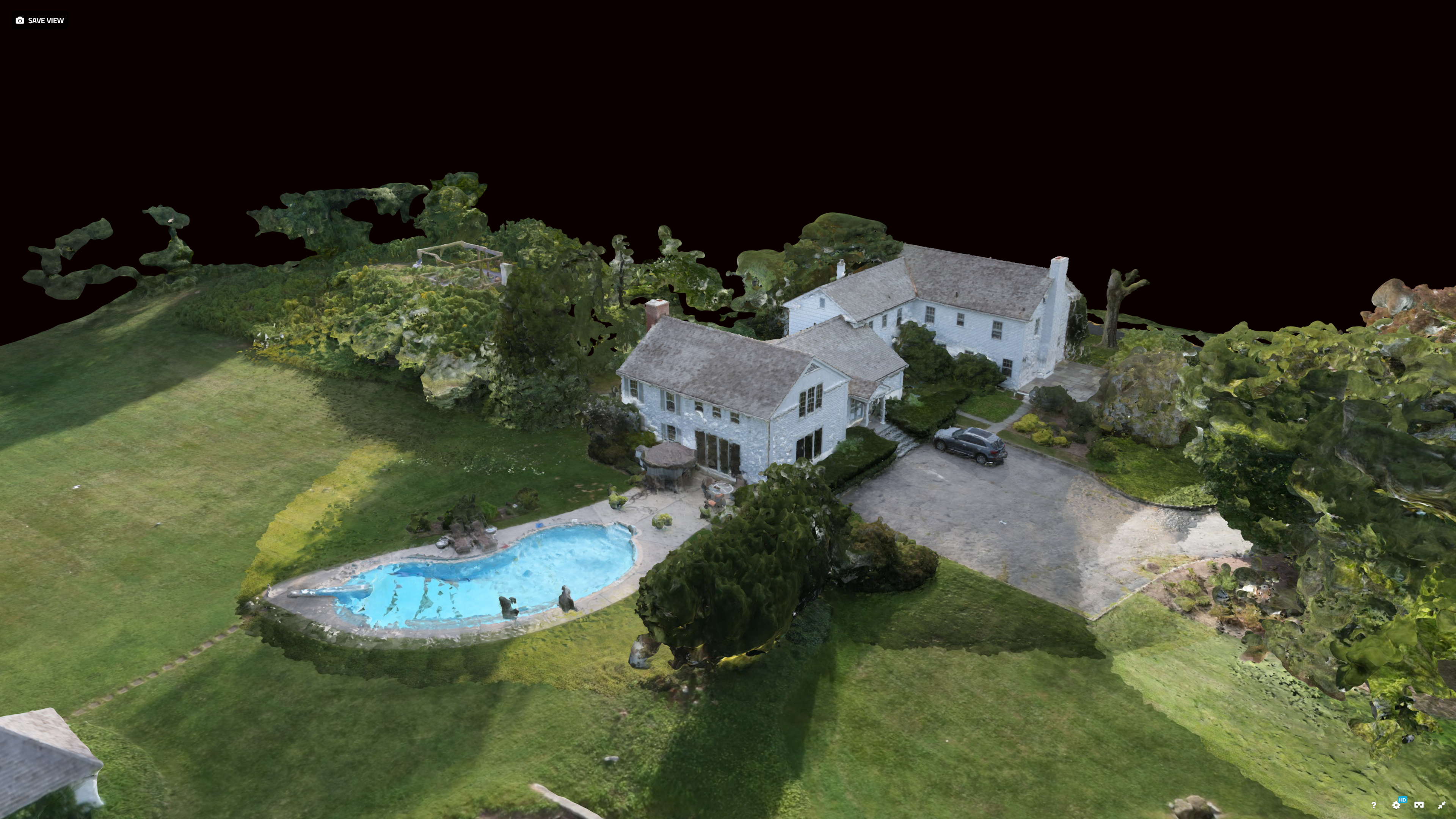 3d Model of Home and Property