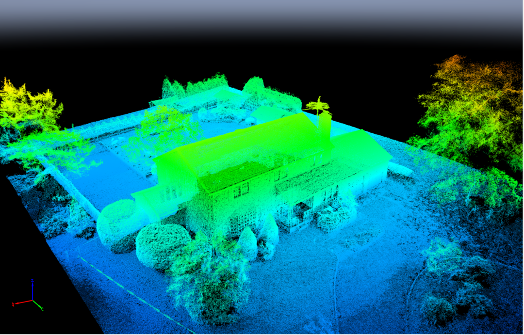 3d Modeling – Point Cloud